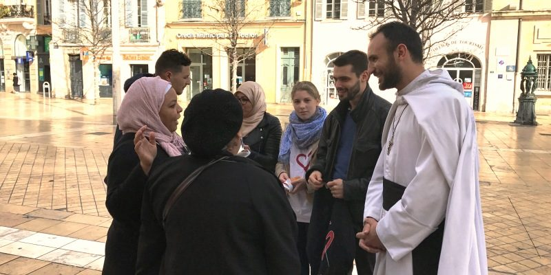 Mission musulmans avec habit SMMD